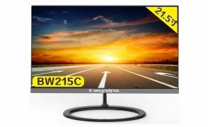 【BW215C】21.5寸高清全面屏一体机电脑(i3/8G/120G)