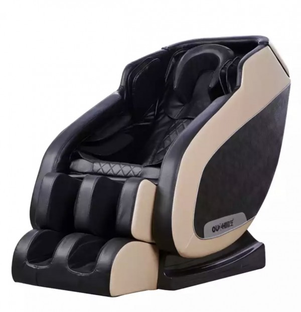 欧芝R9按摩椅 家用 全自动 揉捏 太空豪华舱 多功能智能按摩器
