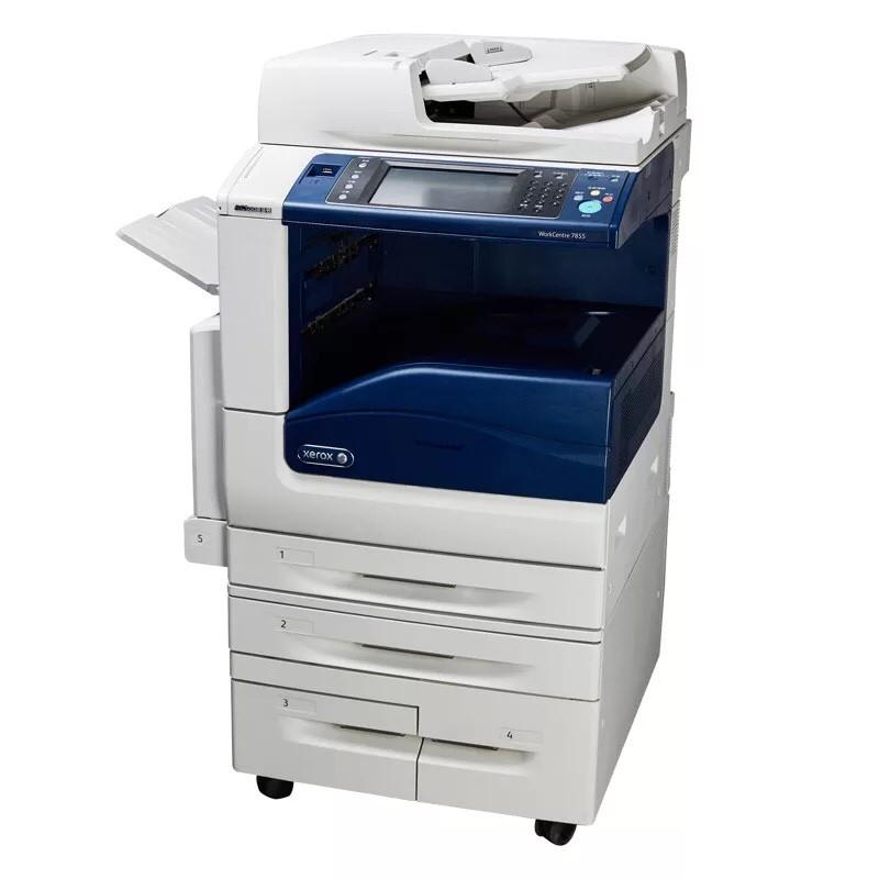廣州施樂3375彩色復印機租賃,WiFi打印掃描,專票...