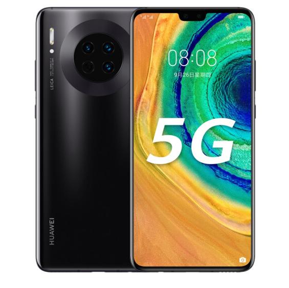 华为 Mate 30 麒麟990 5G全网通游戏手机
