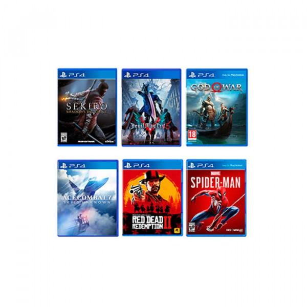 索尼 PS4 游戲光盤