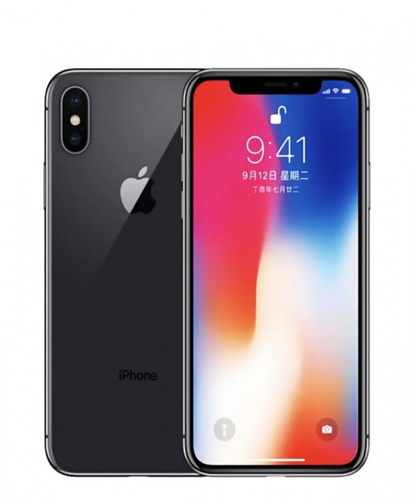 苹果X 64G/256G iPhoneX全网通无锁 98新