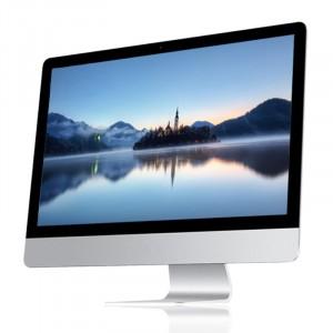 【Y190C】19寸超薄办公一体机电脑(i3/4G/120G固态)