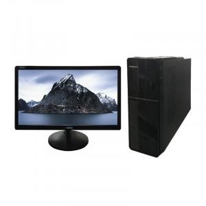 办公台式电脑主频3.3GHz固态硬盘办公利器B型