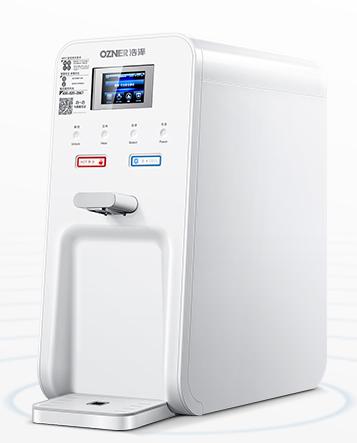 OZNER浩泽JZY-A2B-SW(HCW)家用节水厨上2G网络型净水