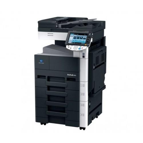 柯尼卡美能达364 复印机