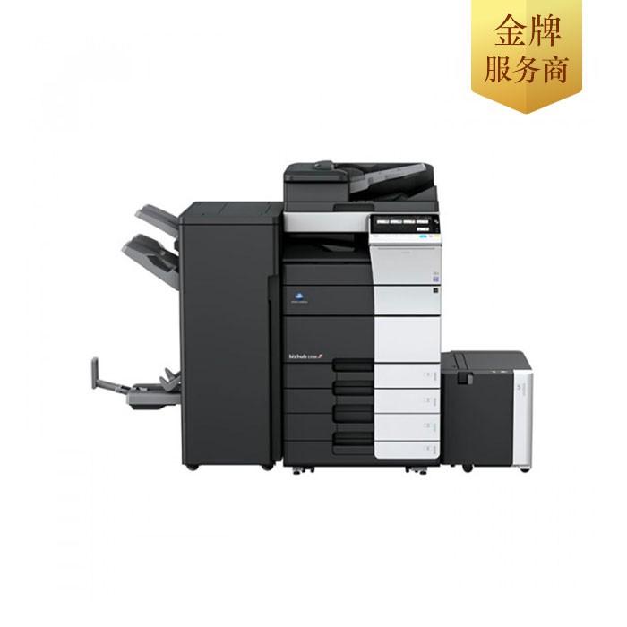 柯尼卡美能达C554 打印机租赁