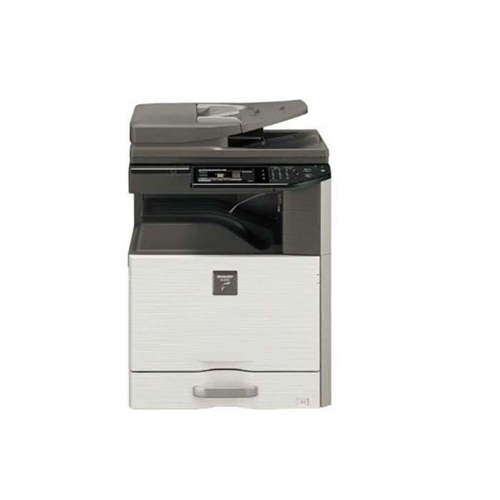 夏普2008UC彩色打印復印掃描復印機