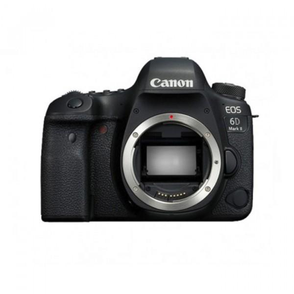 Canon/佳能6D2全画幅专业单反相机单机