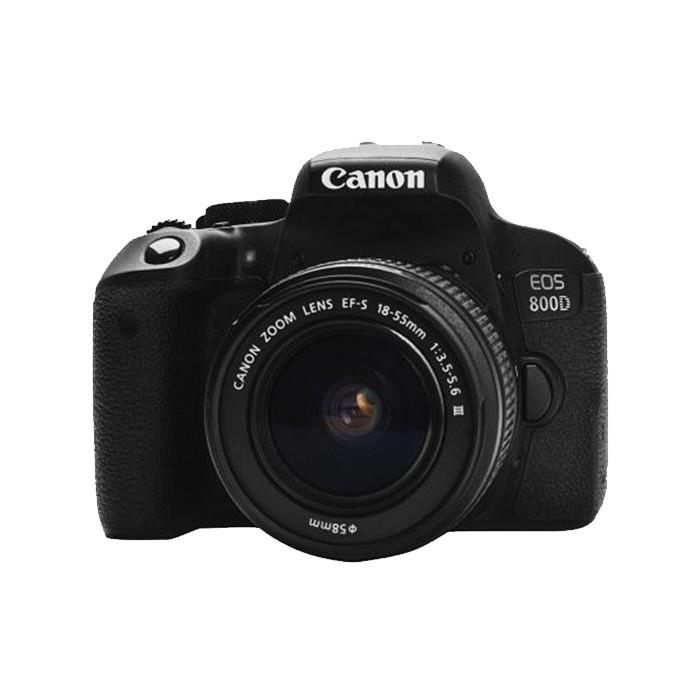 Canon佳能800D单反相机套机含18-55mm镜头800d入门级