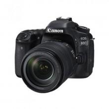 佳能80D相機含18-135USM中端單反學生款照相機高清旅游