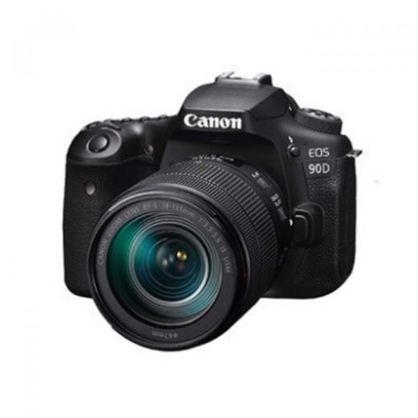Canon/佳能90D(18-135)USM单反数码相机专业旅游摄影照