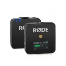 RODE羅德wireless go無線麥克風單反相機領夾話筒小蜜蜂采訪