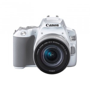 Canon/佳能200d二代单反相机入门级学生款相机数码高清旅游照相机