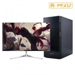 【網游爆款】四核i5/960騰訊大禮包電競游戲電腦+24寸顯示器