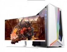 高性价比电竞游戏办公cf英雄联盟LOL csgo电脑台式机