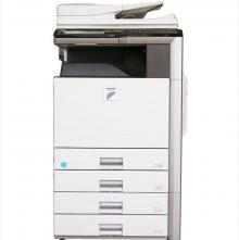 夏普M503N黑白復印機打印復印掃描一體機租賃