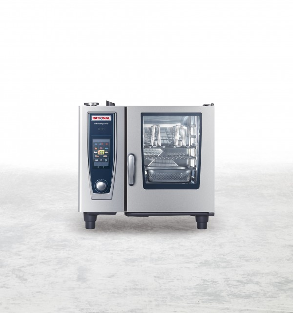 RATIONAL萬能蒸烤箱 德國原裝進口 SCC 61 E 六層智能電