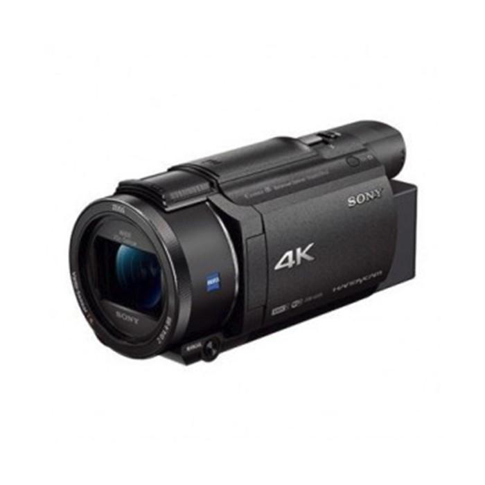 Sony/索尼AX60高清数码摄像机小dv家用旅游4K专业录像