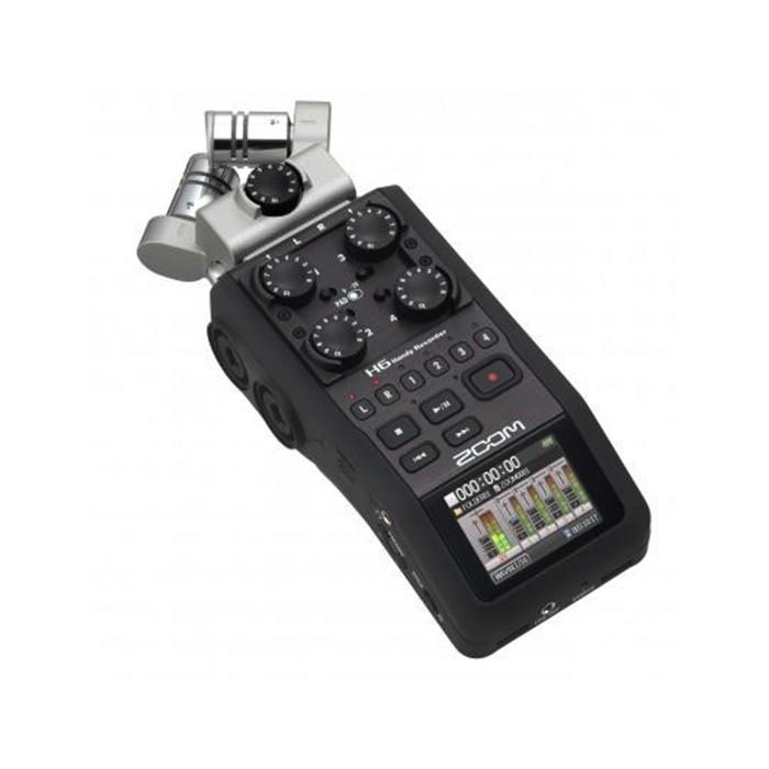 ZOOM H6 數字數碼 便攜式采訪錄音筆錄音機