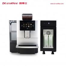 DR.COFFEE/咖博士F11BIG 触控大屏 图文显示 一键奶咖