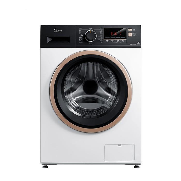 美的 Midea 10公斤变频滚筒洗衣机全自动 FCR*深层除螨