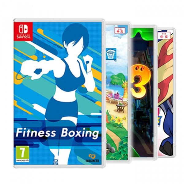 有氧拳击 switch游戏卡 健身游戏