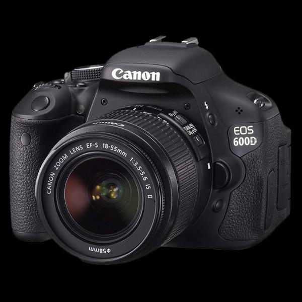 【西風】佳能600D單反相機 含18-55mm鏡頭(全國發貨)