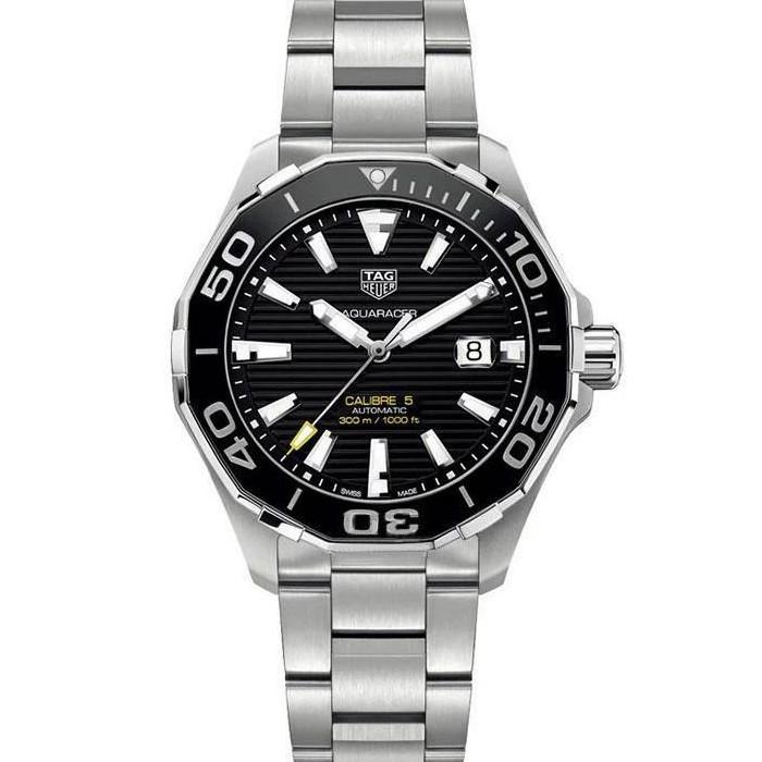 泰格豪雅(TAG Heuer)瑞士手表 競潛男士系列機械表 租滿即送