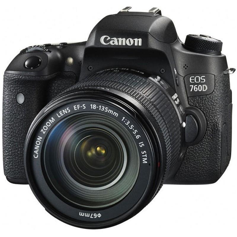 佳能(Canon)EOS 760D单反数码相机