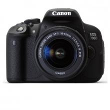 佳能EOS 700D 单反数码相机 入门单反