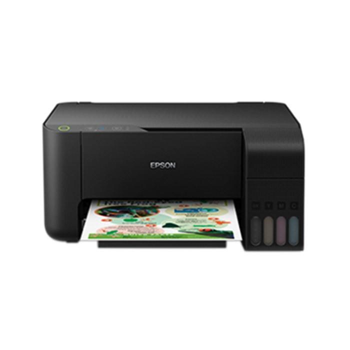 全新】爱普生L3118彩色喷墨一体打印机