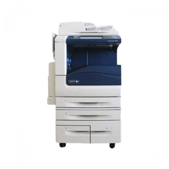 【95新】施乐7855高速彩色复印机打印机