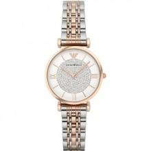 阿瑪尼手表(Emporio Armani)滿天星石英女表 璀璨滿天星