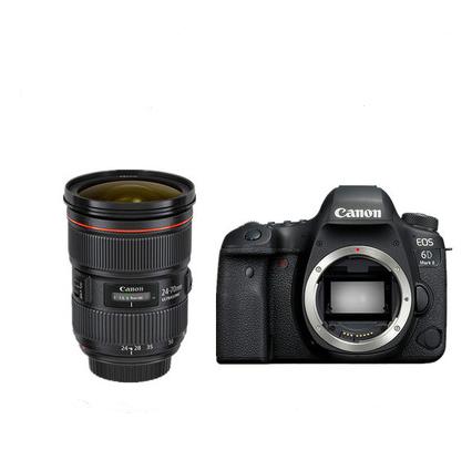 佳能6D2套機帶24-70 F2.8二代鏡頭