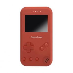 芯果游戏机充电宝 网红游戏机(默认红色)