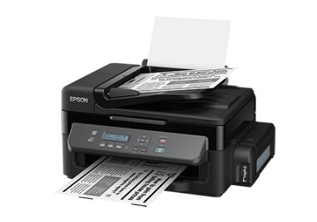 爱普生M205黑白无线一体机/无限量打印