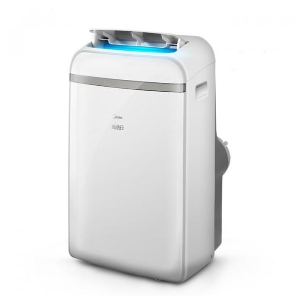 美的(Midea)1.5匹可移动空调冷暖一体机 家用厨房空调