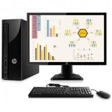 惠普高配台式办公电脑24寸(软件PS CAD )
