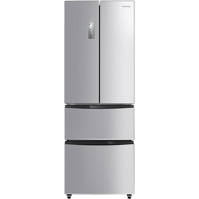 容声(Ronshen) 319升 多门冰箱 变频一级能效 风冷无霜