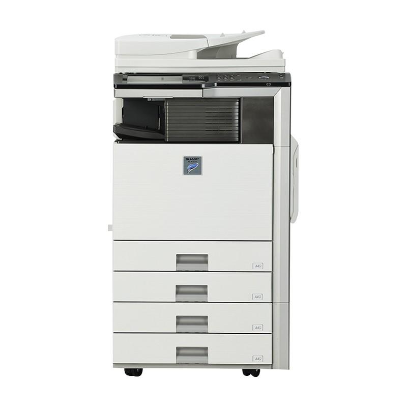夏普M503N复印机、彩色扫描、A3双面打印出租