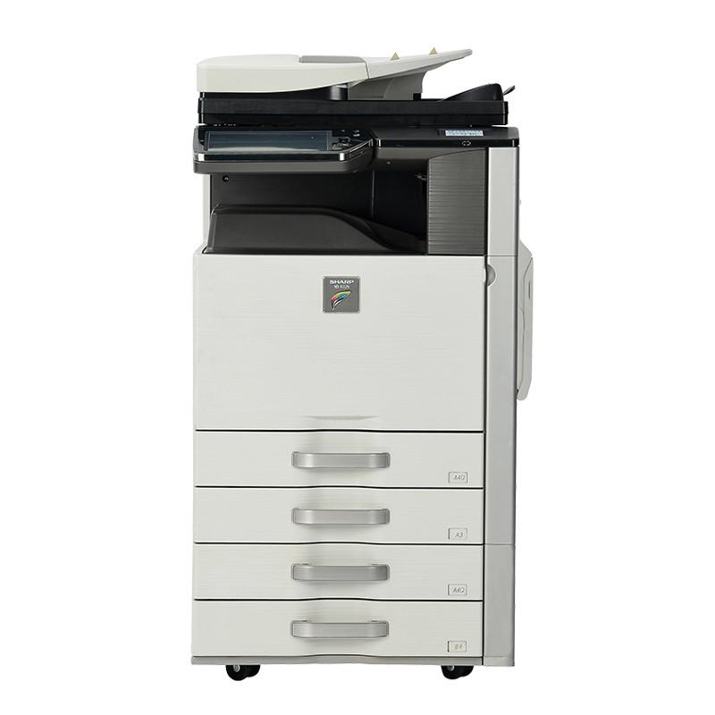 彩色夏普打印机复印机出租-50台彩色促销