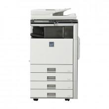 夏普M503N復印機、彩色掃描、A3雙面打印出租