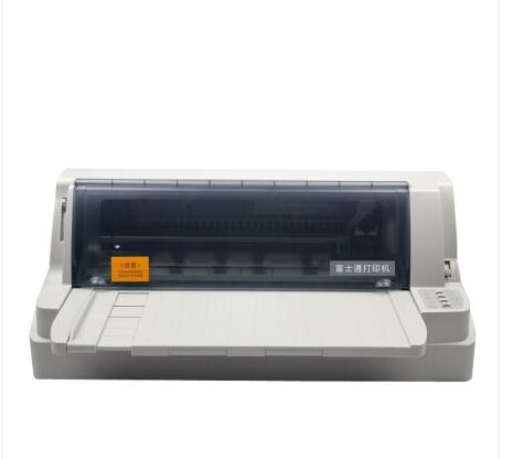 富士通(Fujitsu)DPK910P票据证件打印24针136列平推式