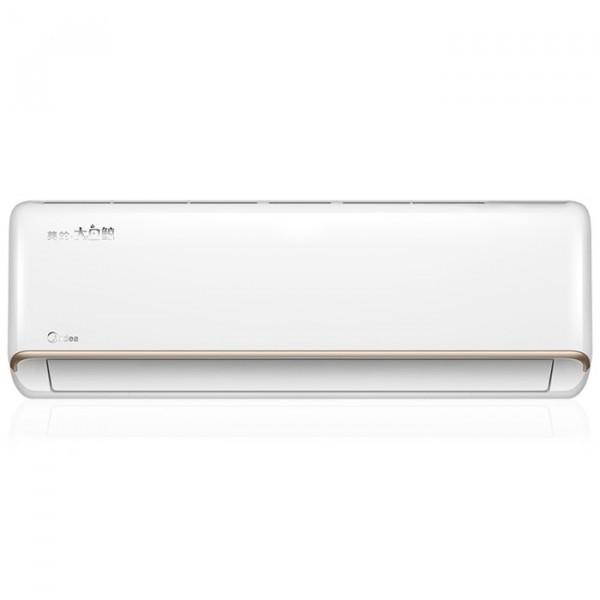 美的(Midea)大白鲸1.5匹 变频冷暖壁挂式空调挂机