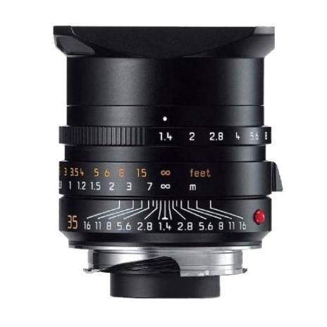 徕卡M35/1.4黑色 货号11662 单反镜头