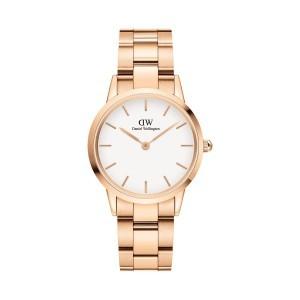 张艺兴同款新品 DW手表钢带男士石英腕表(租满即送)