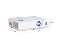 日立(HITACHI)HCP-N3410W 投影儀 投影機 投影儀辦公