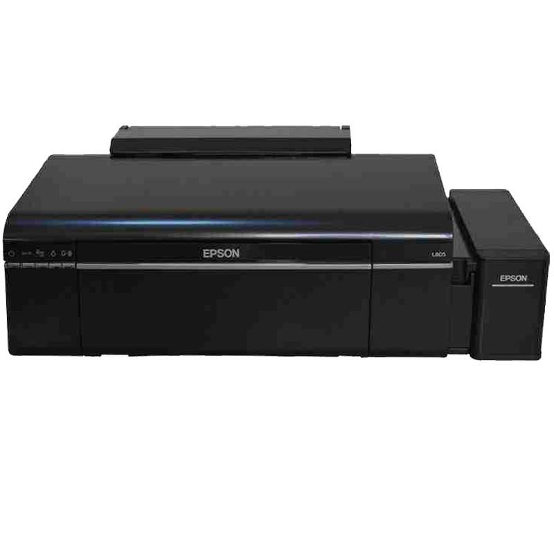 爱普生墨仓式L805六色彩色照片打印机