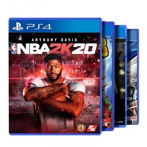 PS4游戲光盤 NBA 2K20  中文